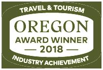 2018 Travel Oregon Award Winner