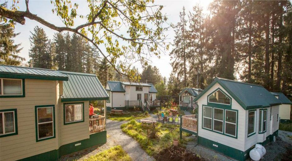 Sheltered Nook Tiny Home Village