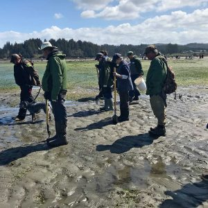 clamming clinic