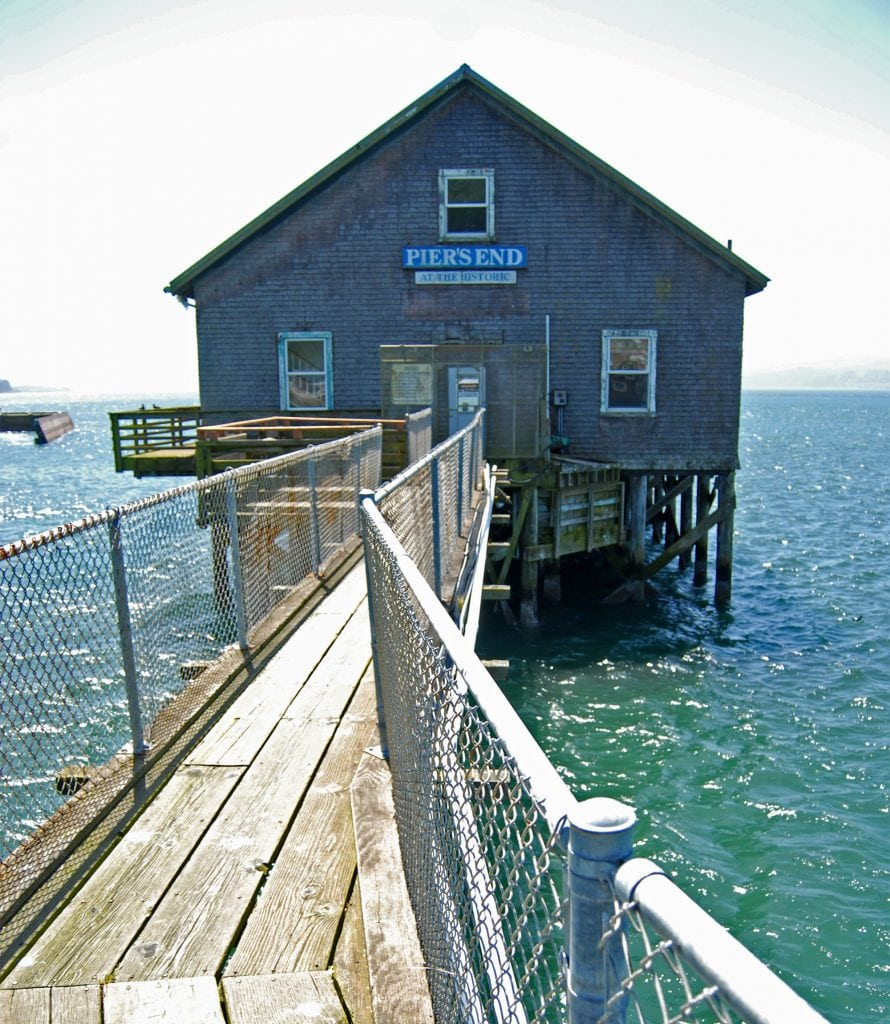 Garibaldi Boathouse