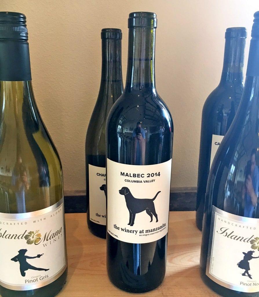 Manzanita Winery
