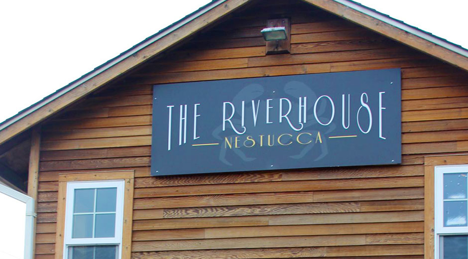 The Riverhouse Nestucca