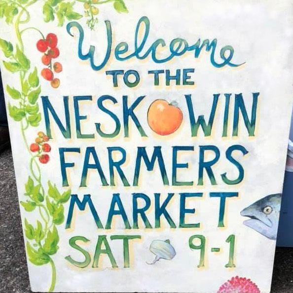 Neskowin Farmers Market