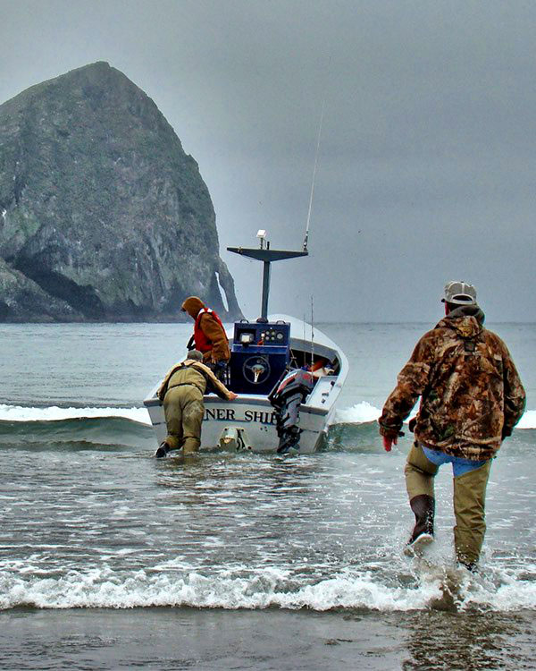 Pacific City Fishing Dory Charters